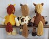 Nutty Nag Plush Horse and Unicorn Doll