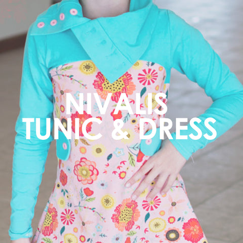 Nivalis Tunic and Dress