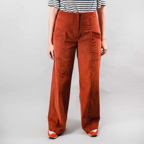 Parasol Trousers and Jumpsuit