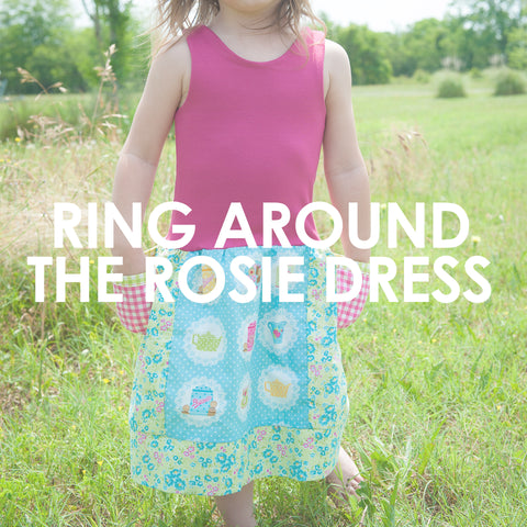 Ring Around The Rosie Dress