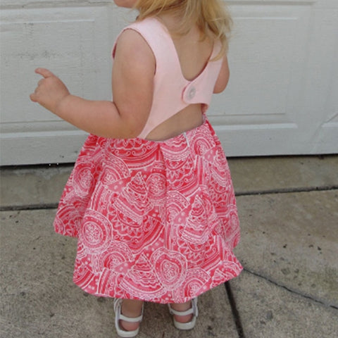 Rebel Girl Party Dress