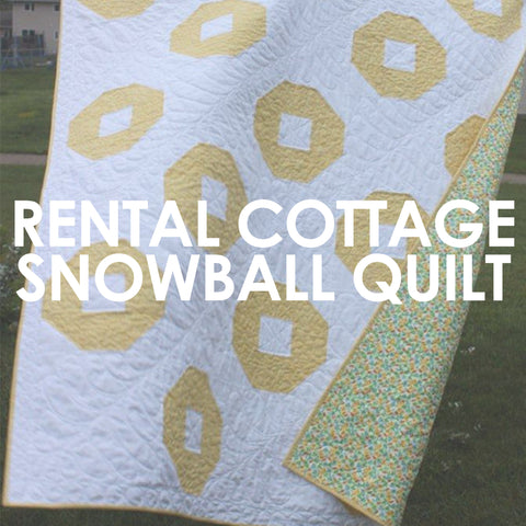 Rental Cottage Snowball