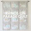 Rhinos on Parade