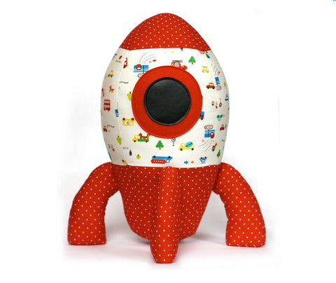 Rocket  Soft Toy