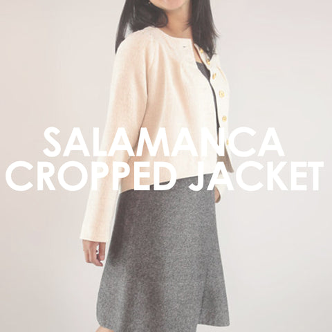 Salamanca Cropped Jacket