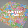 Sanibel Lap Quilt pattern