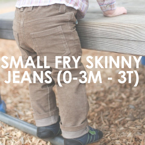 Small Fry Skinny Jeans (0-3M to 3T)