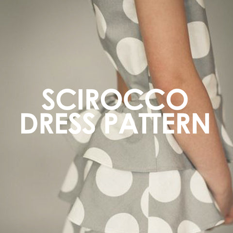 Scirocco Dress