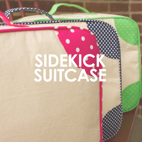 Sidekick Suitcase
