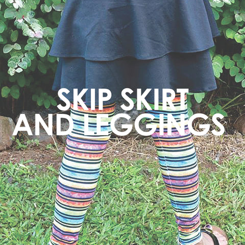 Skip Skirt and Leggings #22101