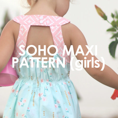 Soho Maxi for Girls