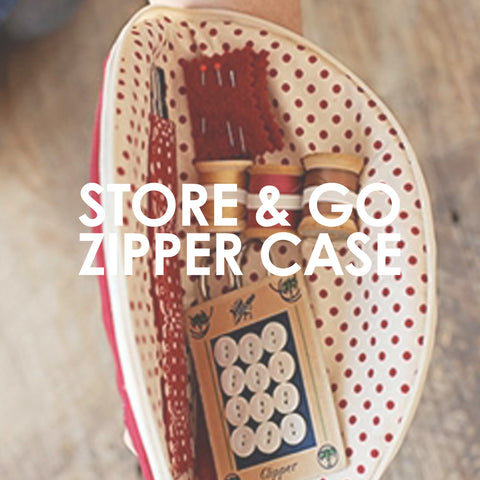 Store and Go Zipper Case