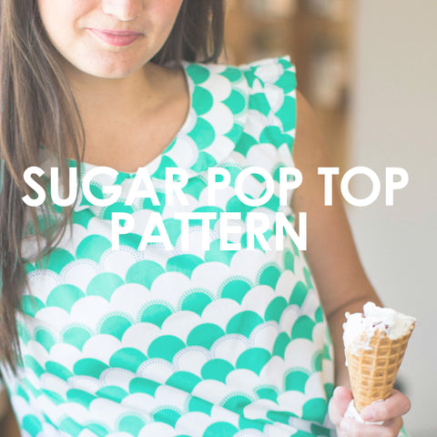 Sugar Pop Top