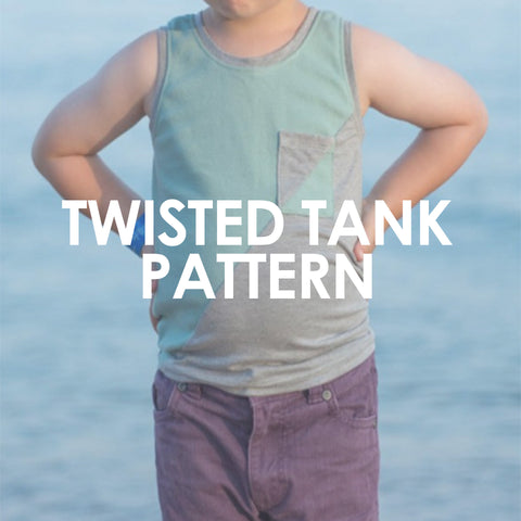 Twisted Tank