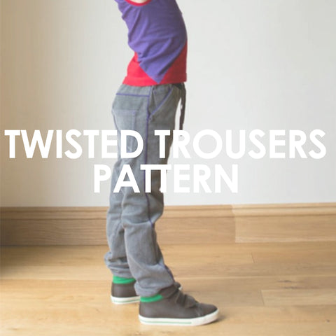 Twisted Trousers