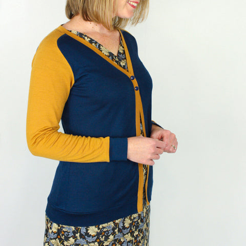The Juniper Cardigan