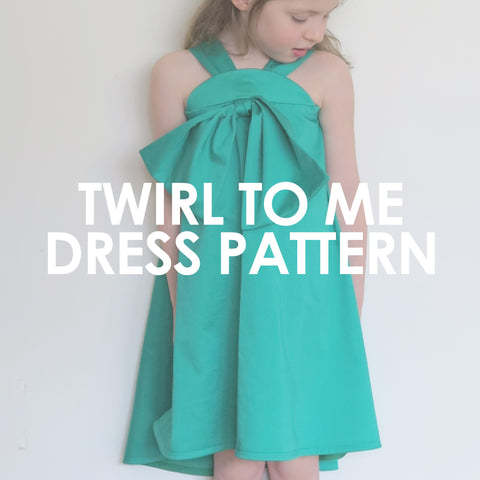 Twirl to Me Dress
