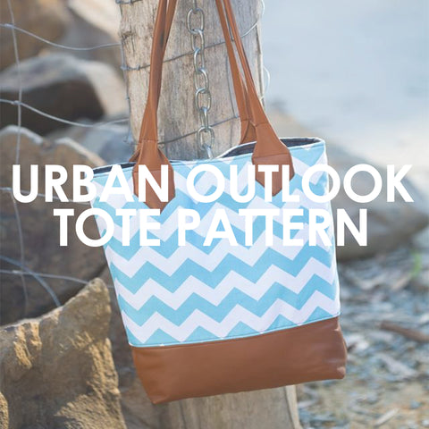 The Urban Outlook Tote