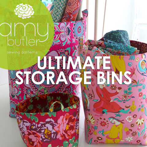 Ultimate Storage Bins