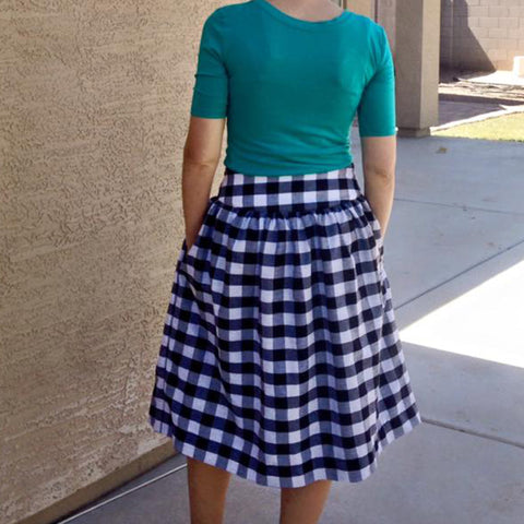 The Zak Skirt