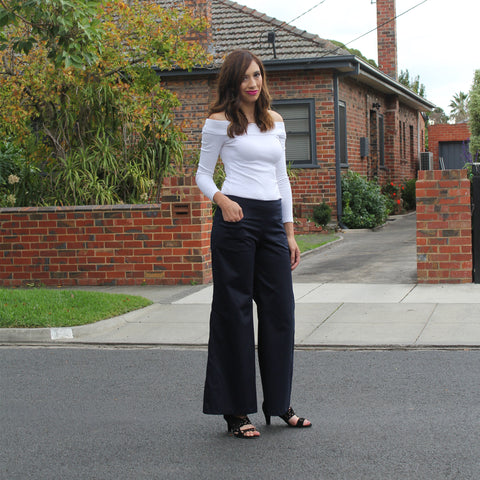 Alyse Wide Leg Pants