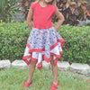Girls Alyssa Tunic Pattern
