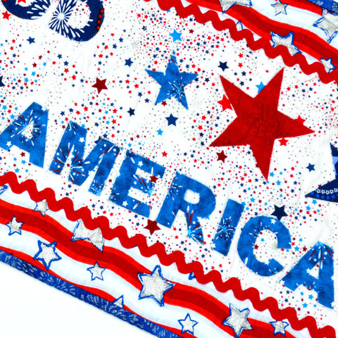 God Bless America Quilt Pattern
