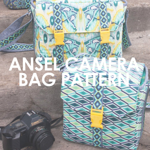 Ansel Camera Bag
