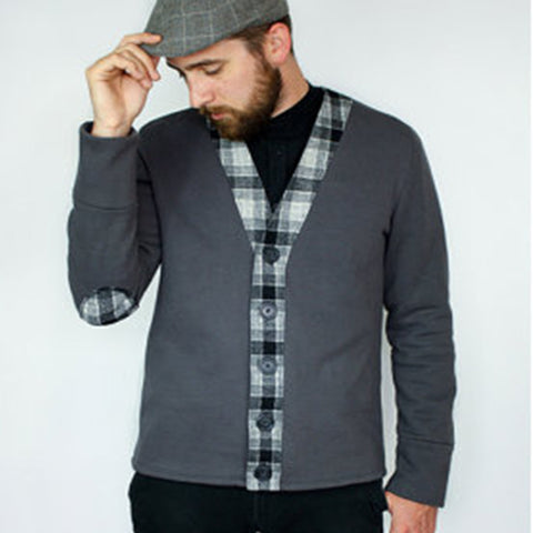 The Auden Men's Knit Cardigan