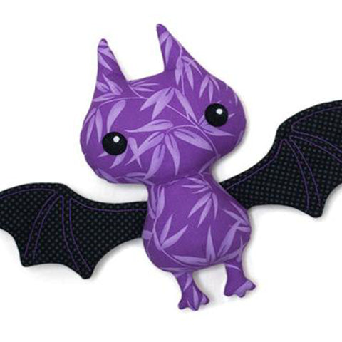 Bat Soft Toy Pattern