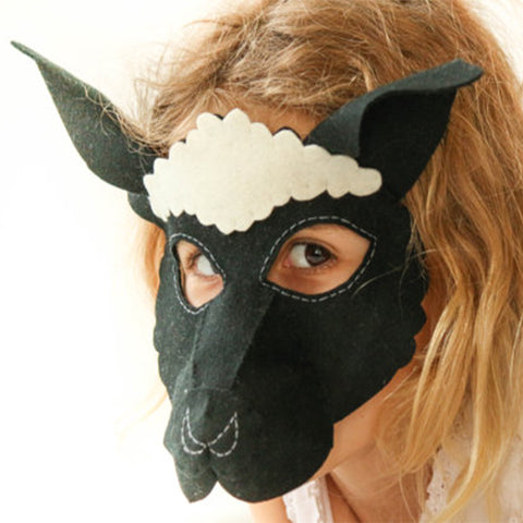 Black Sheep Mask