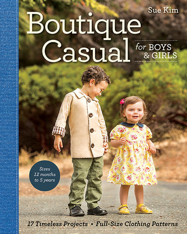 Boutique Casual for Boys and Girls