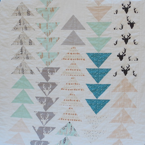 Bow and Arrow Quilt Pattern