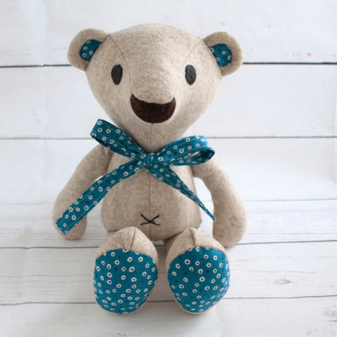 Buddy Bear Pattern