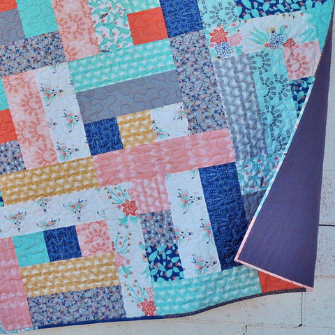 Bundle Buster Quilt Pattern
