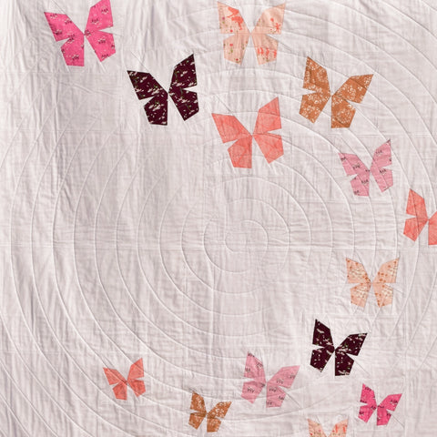 Butterfly Trail Quilt Pattern