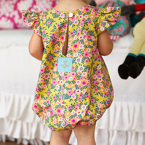 Carly Bubble Romper