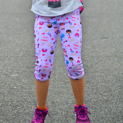 Deluxe Charlotte: Kids Leggings and Sweatpants