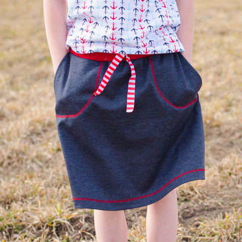 Cirrus Skirt