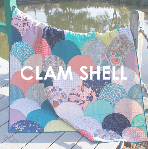 Clam Shell Quilt Pattern