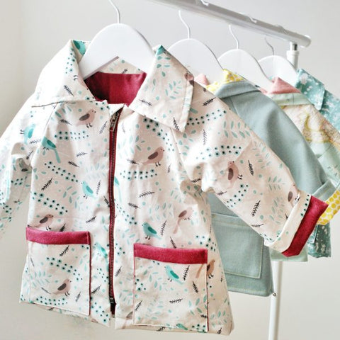 Mini Truffle Coat and Raincoat (Kids)