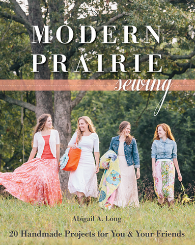 Modern Prairie Sewing E-Book