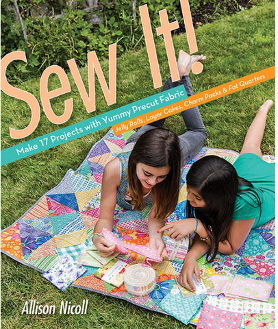 Sew It! E-Book