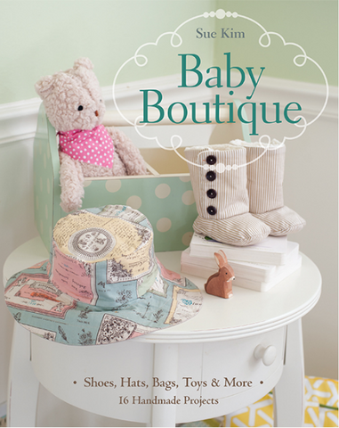 Baby Boutique E-Book