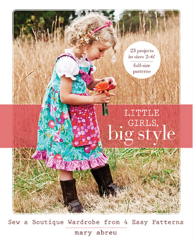 Little Girls, Big Style E-Book