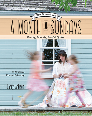 A Month of Sundays E-Book