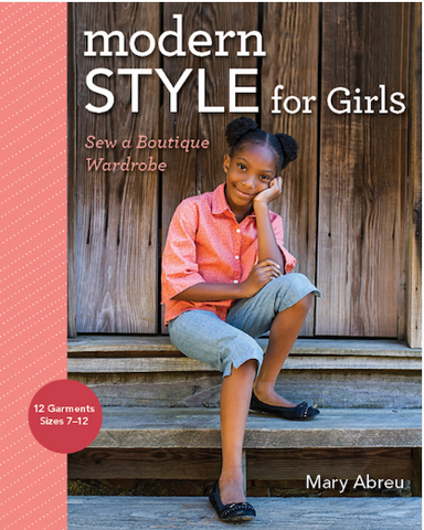Modern Style For Girls E-Book