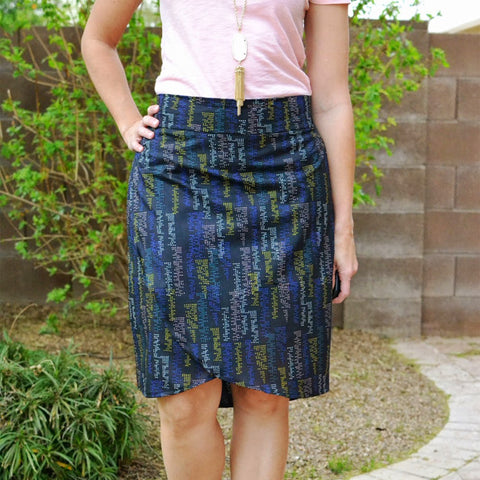 Emerson Wrap Skirt