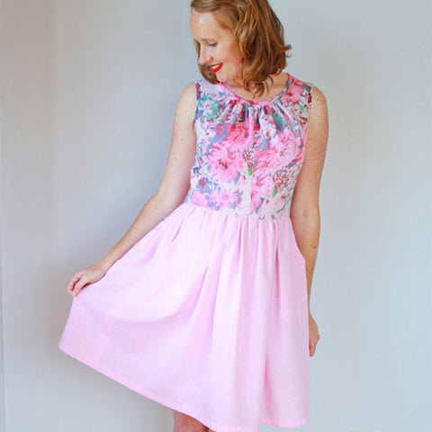 Felicity Dress and Skirt