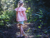 Fluffernutter Tunic, Dress and Knit Shorts